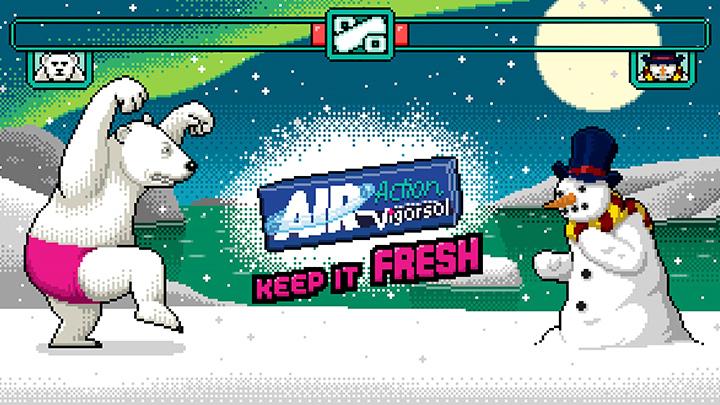 Vigorsol - Keep It Fresh